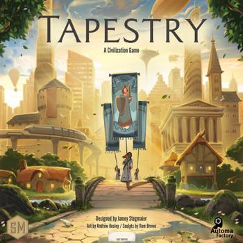 Tapestry board game