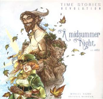 T.I.M.E. Stories: Revolution - A Midsummer's Night board game
