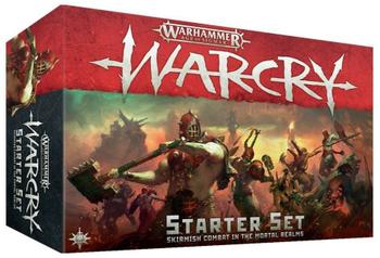 Warhammer Age of Sigmar: Warcry Starter Set board game