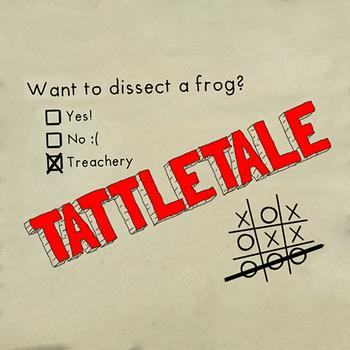 Tattletale board game