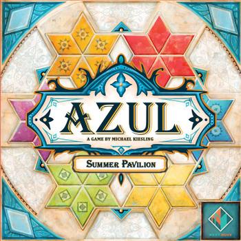Azul: Summer Pavilion board game