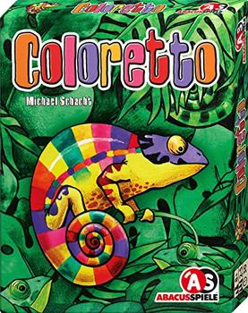 Coloretto board game