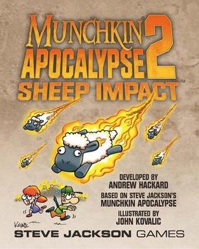 Munchkin Apocalypse 2: Sheep Impact board game