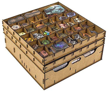 Gloomhaven: e-Raptor Insert board game