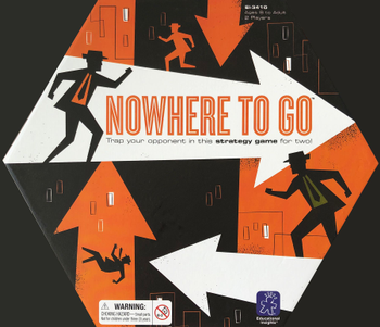Nowhere to Go board game