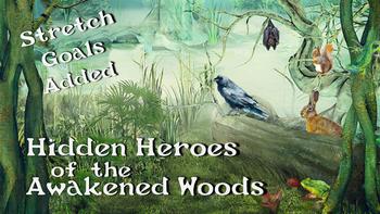 Hidden Heroes: A one-shot 5E animal adventure board game