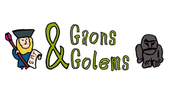 Gaons & Golems board game
