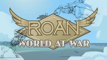 Roan: World at War board game