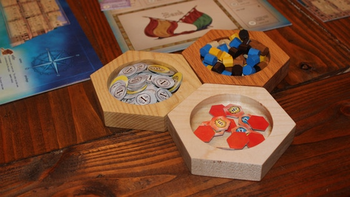 Board Game Component Holders board game