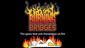 Burning Bridges board game