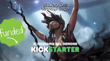 Shadow of the Demon Lord: Il Richiamo del Demone board game