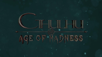 Cthulhu: Age of Madness board game