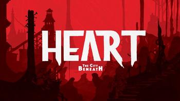 Heart: The City Beneath board game