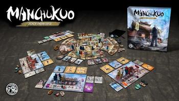 Manchukuo board game