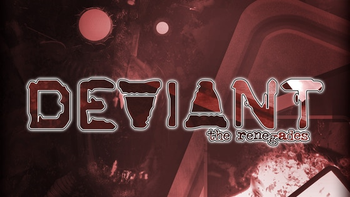 Deviant: The Renegades - a tabletop roleplaying game board game