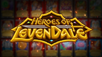 Heroes of Levendale board game