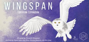 Wingspan: European Expansion board game