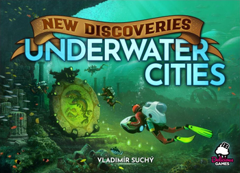 Underwater Cities: New Discoveries board game