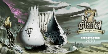 The 7th Citadel board game