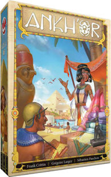Ankh'or board game