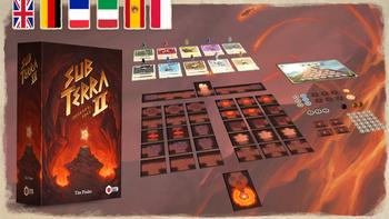 🔥 Sub Terra II: Inferno's Edge 🔥