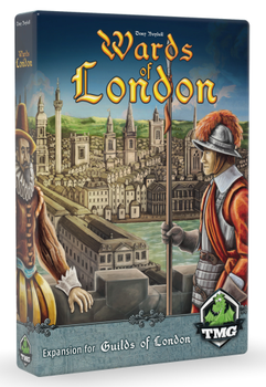 Guilds of London: Wards of London board game