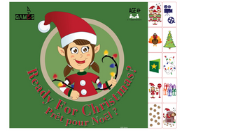 Ready For Christmas? board game