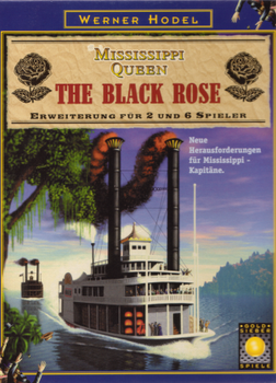 Mississippi Queen: The Black Rose board game