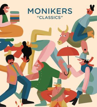 Monikers: Classics board game