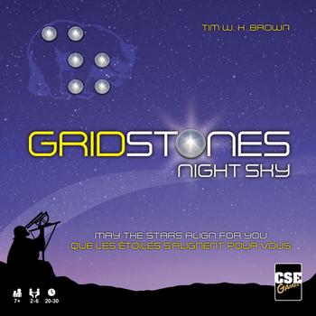 Gridstones board game