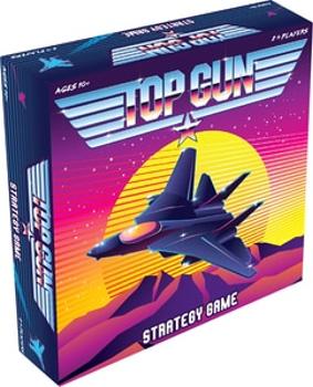 Top Gun: Strategy Game board game
