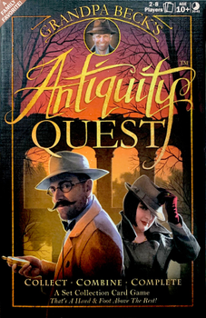 Antiquity Quest board game
