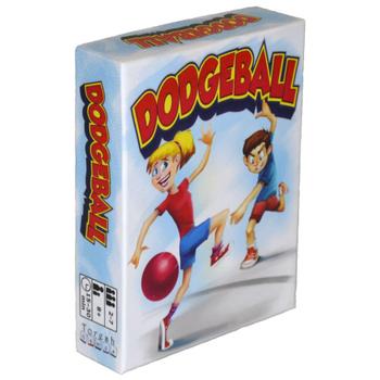 Dodgeball board game