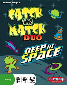 Catch the Match Duo board game