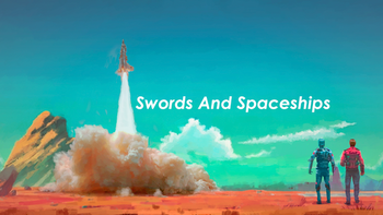 Swords and Spaceships board game