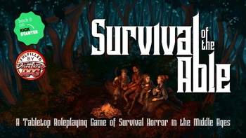 Survival of the Able board game