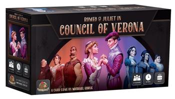 Council of Verona board game