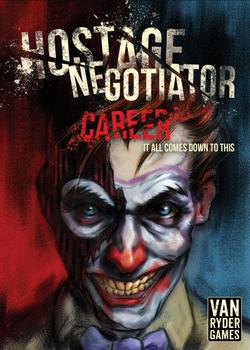 Hostage Negotiator: Career board game