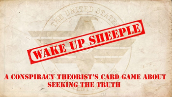 Wake Up Sheeple board game