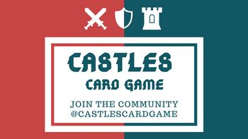 Castles Card Game board game