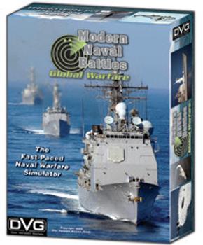 Modern Naval Battles - Global Warfare board game