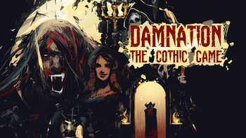 Damnation: The Gothic Game board game