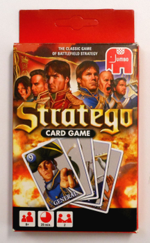 Stratego Card Game board game