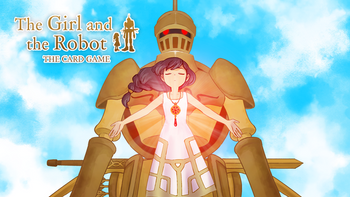 The Girl and the Robot: The Card Game board game