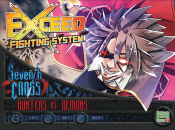 Exceed: Seventh Cross - Hunters vs. Demons board game