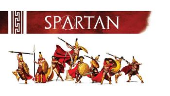 Spartan board game
