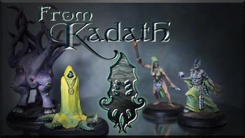 From Kadath board game