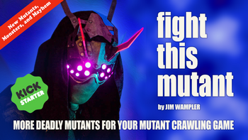 Fight This Mutant board game