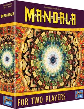 Mandala board game