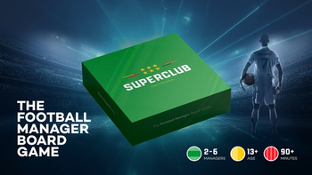 Superclub: The Football Manager Board Game